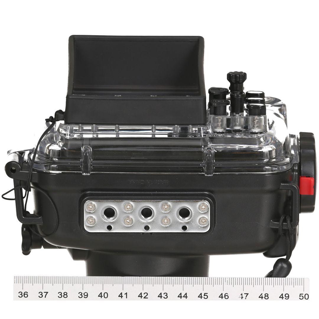 Fantasea FRX100 UW Gehäuse Set für Sony RX100 V & IV & III MPK-URX100A – Bild 5