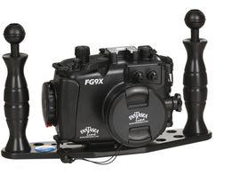 Fantasea FG9X II UW Set Canon PowerShot G9X II Tauch Gehäuse 60m WP-DC 001