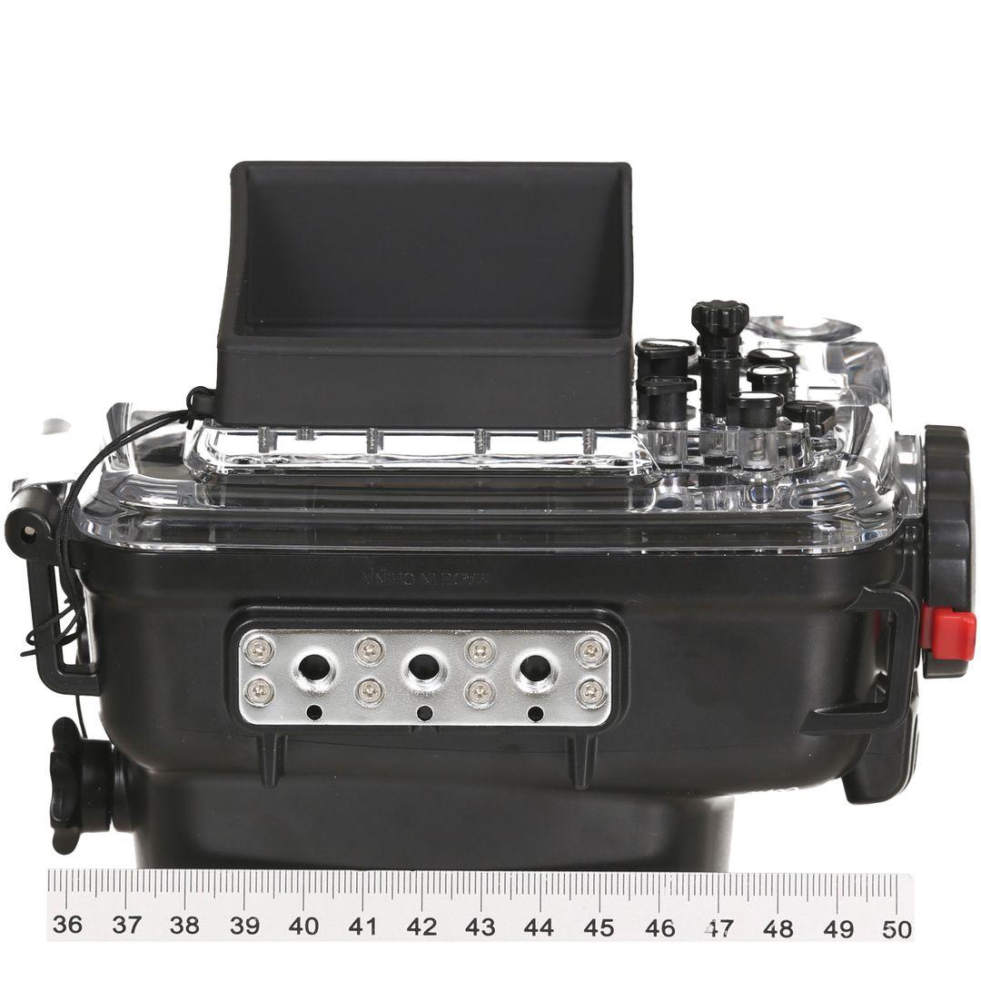 Fantasea FG7X II UW Set Canon Powershot G7X 2 Tauch Gehäuse 60m WP-DC55 – Bild 5