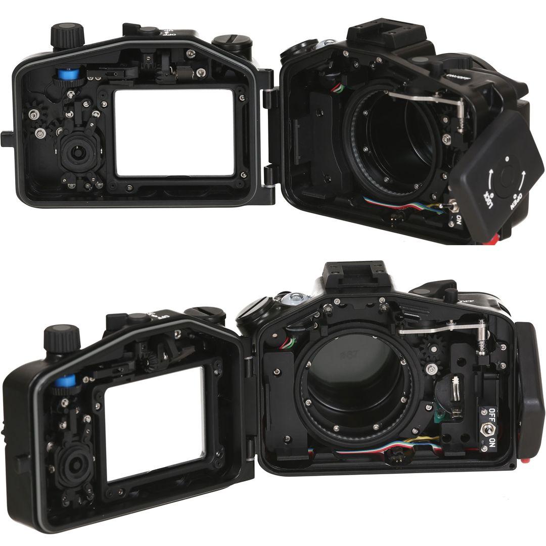 Nauticam NA-RX100 V Unterwassergehäuse 17418 für Sony Cyber-shot DSC-RX100 V – Bild 3