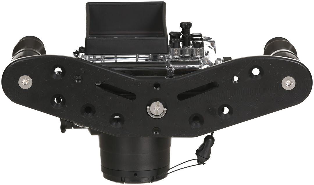Fantasea FRX100 Gehäuse Weitwinkel Set Sony RX100 V & IV & III MPK-URX100A – Bild 6