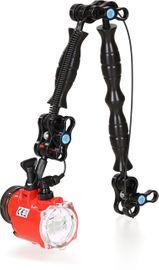 Set mit INON S-2000 und Hydronalin Arm 001