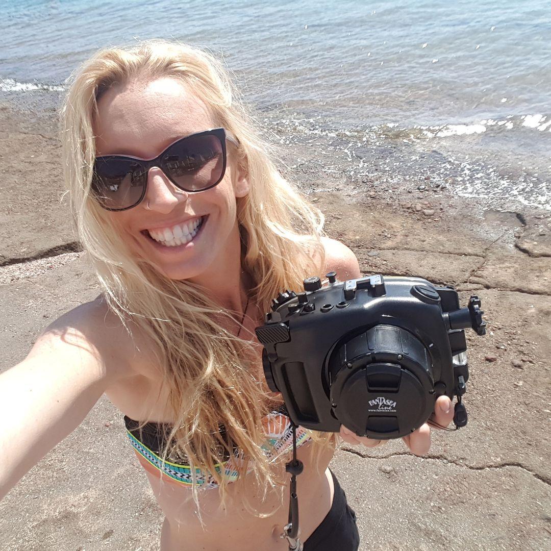Fantasea FA6500 UW Gehäuse für SONY A6500 & A6300 Kamera #1520 – Bild 4