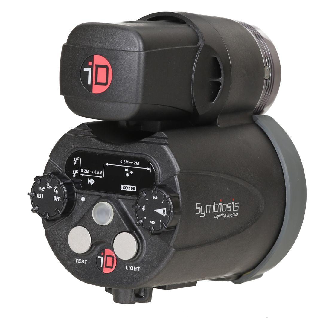 Symbiosis SS-1 i-Divesite Videolampe & Blitz – Bild 2