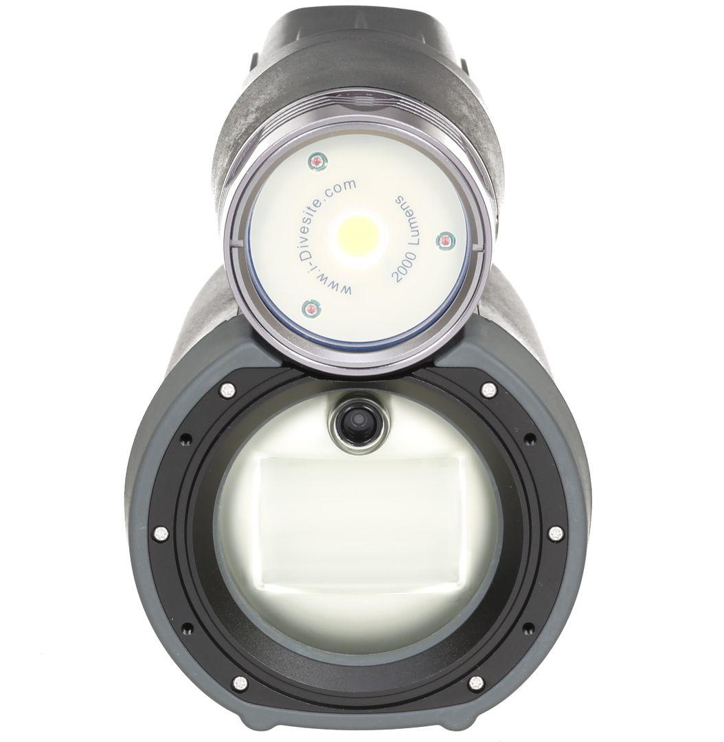 Symbiosis SS-2 i-Divesite Videolampe & Blitz – Bild 3