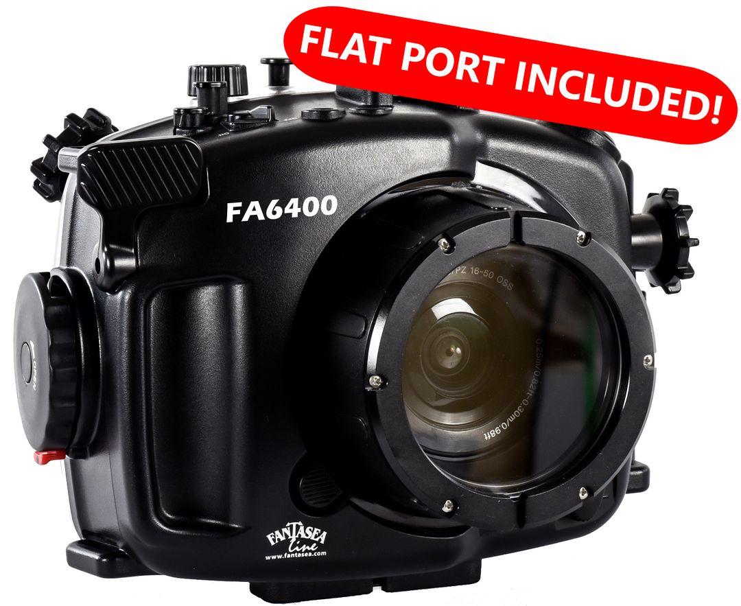 Fantasea FA6500 V2 Set UW Gehäuse für SONY A6500 / A6300 mit Port & Zoomring – Bild 1