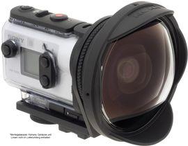 INON SD Mount UWH1 für Sony-X3000 FDR / X3000R & Sony-AS300 HDR / AS300R 001