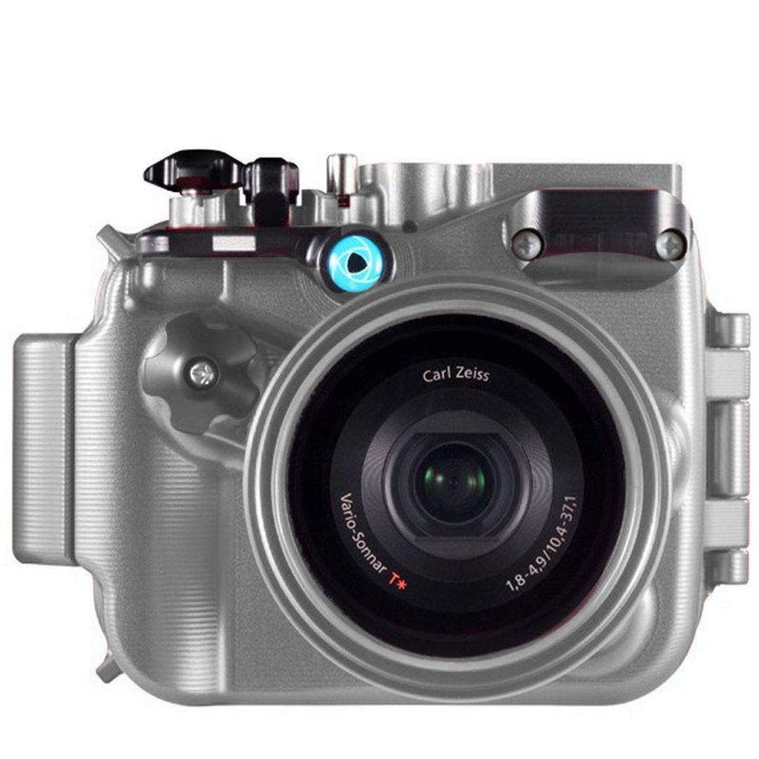 Acquapazza UW Gehäuse APSO-RX1005 für Sony RX100 V – Bild 5