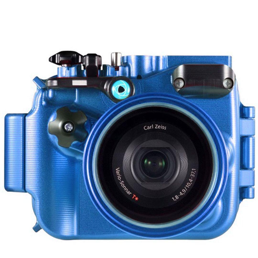 Acquapazza APSO-RX1005 Movie UW Gehäuse für Sony RX100 V – Bild 8