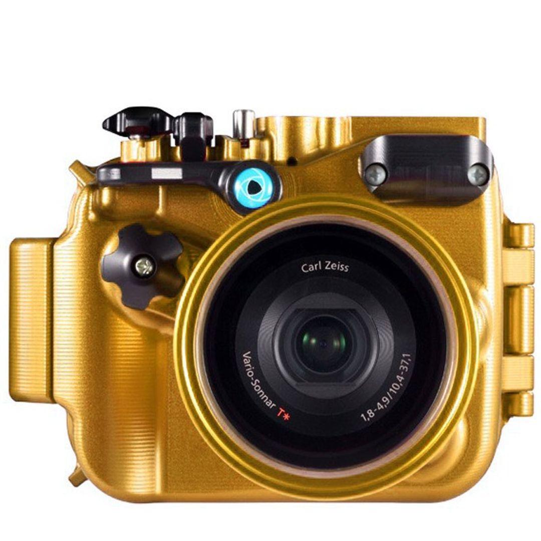 Acquapazza APSO-RX1005 Movie UW Gehäuse für Sony RX100 V – Bild 6