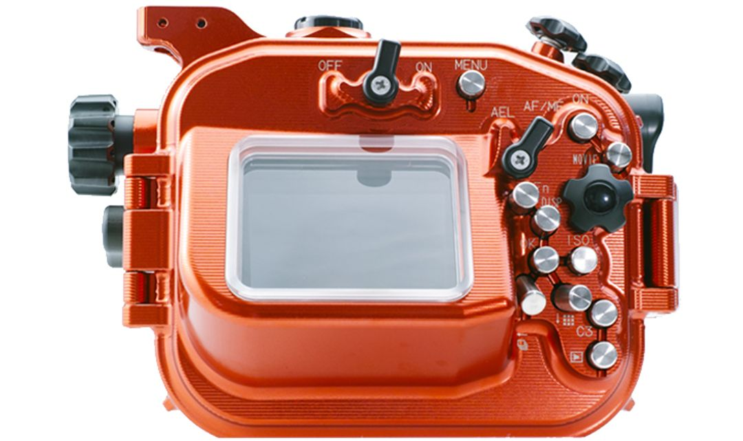 Acquapazza UW Gehäuse APSO-A6300 für Sony A6300 – Bild 3