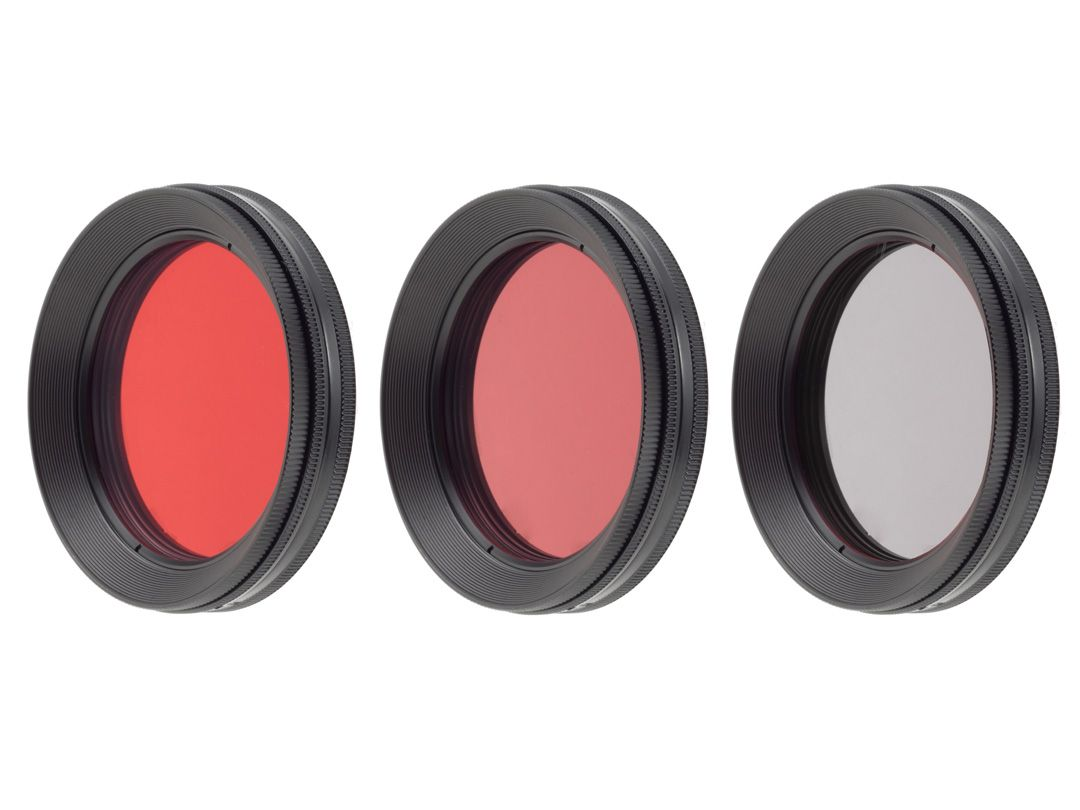 INON Vario Rotfilter UW Variable Red Filter M67, drehbare Tiefenanpassung – Bild 2