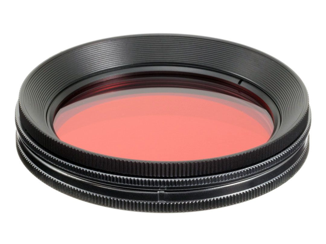 INON Vario Rotfilter UW Variable Red Filter M67, drehbare Tiefenanpassung – Bild 1