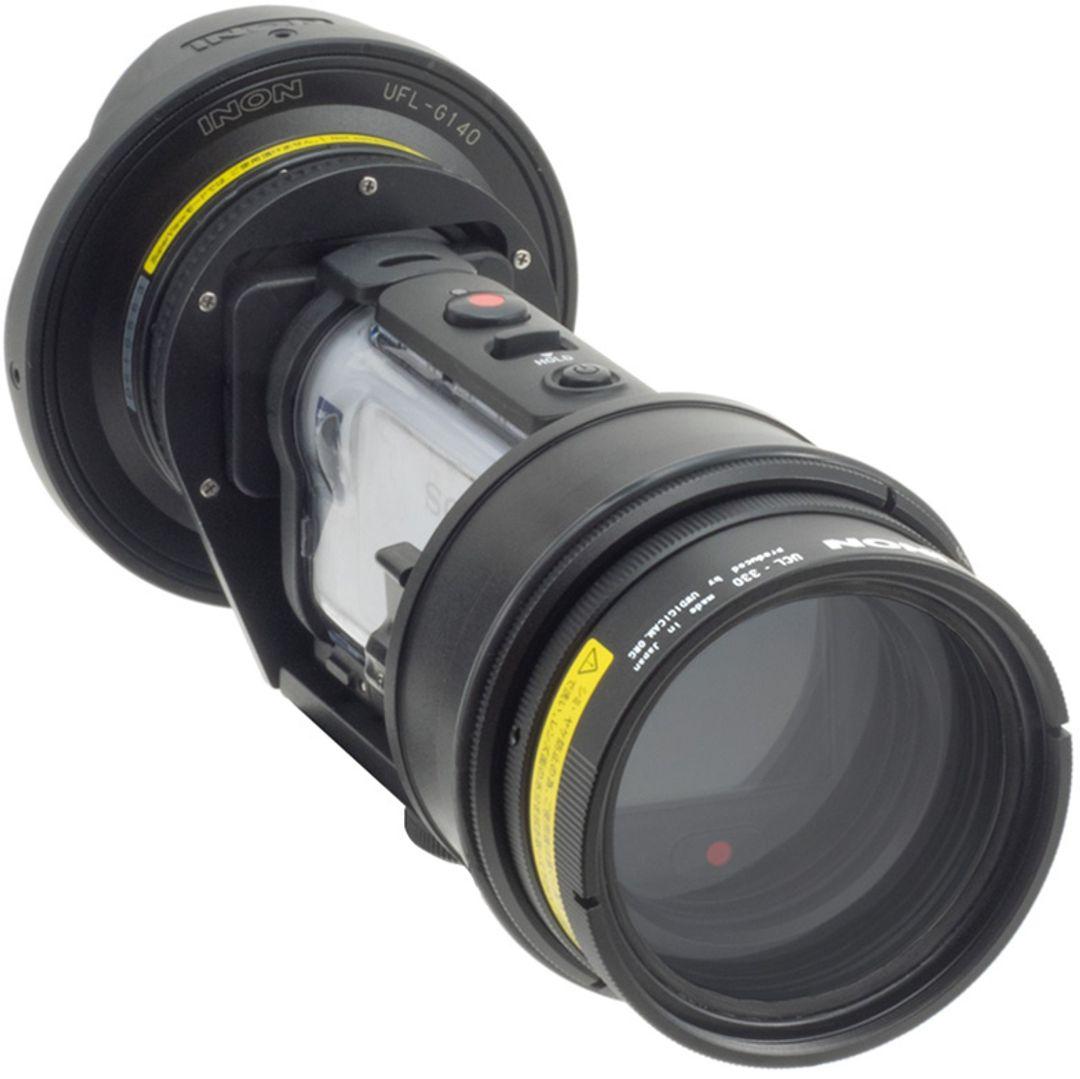 INON Unterwassergehäuse für LVR3 Monitor von Sony – Bild 3