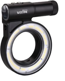 WeeFine Ring Light 3000 LED Ringlicht Ringblitz
