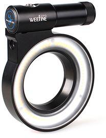 WeeFine Ring Light 1000 Ringlicht WF051 mit M67 für Unterwasserkameras