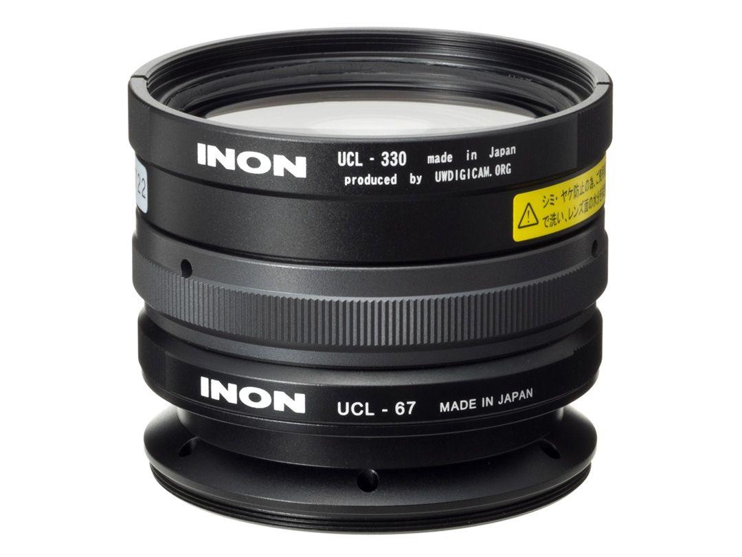 INON Adapterring für UCL-67 / UCL-90 Objektiv – Bild 2