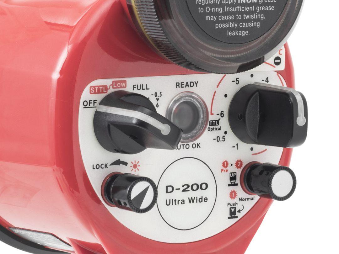 INON D200 Unterwasserblitz D2000 Nachfolger – Bild 2