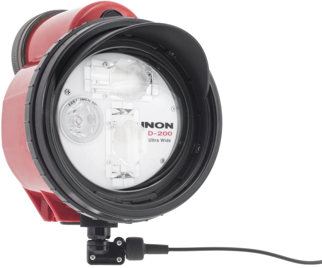 INON D200 Unterwasserblitz D2000 Nachfolger – Bild 6