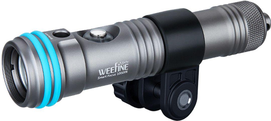 Weefine Smart Focus 1000 | WF068 Fokuslicht für Unterwasserfotografie