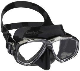 Cressi Cressi Perla Taucherbrille Schwarz - Tauchermaske Tauchmaske