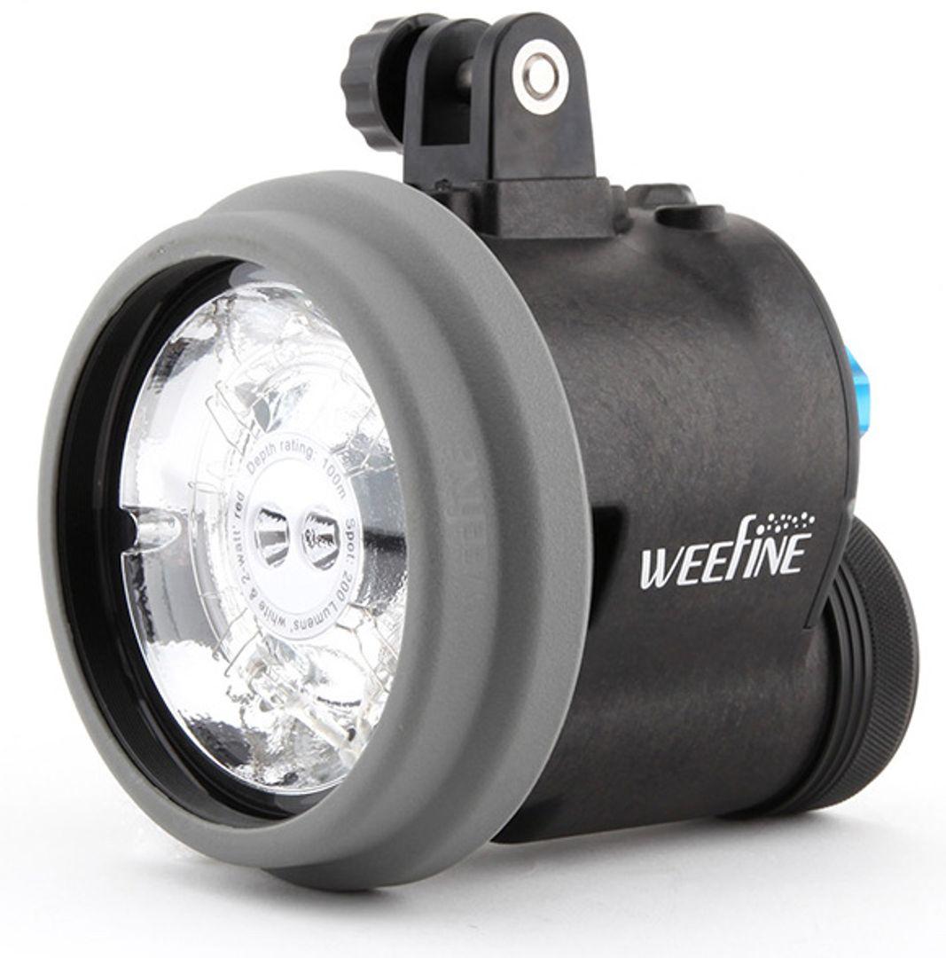 Weefine WFS02 GN24 Ring Strobe Unterwasserblitz – Bild 5