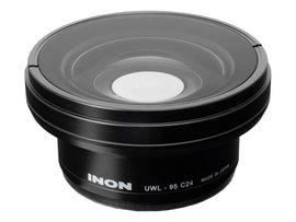 INON UWL-95 C24 Weitwinkel Unterwasserweitwinkel Linse für 24 mm Kameras 001