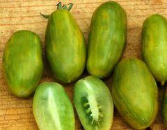 Buschtomate Green Sausage - Samen - Bio