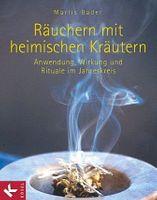 Räuchern mit heimischen Kräutern, (Taschenbuch) Marlis Bader