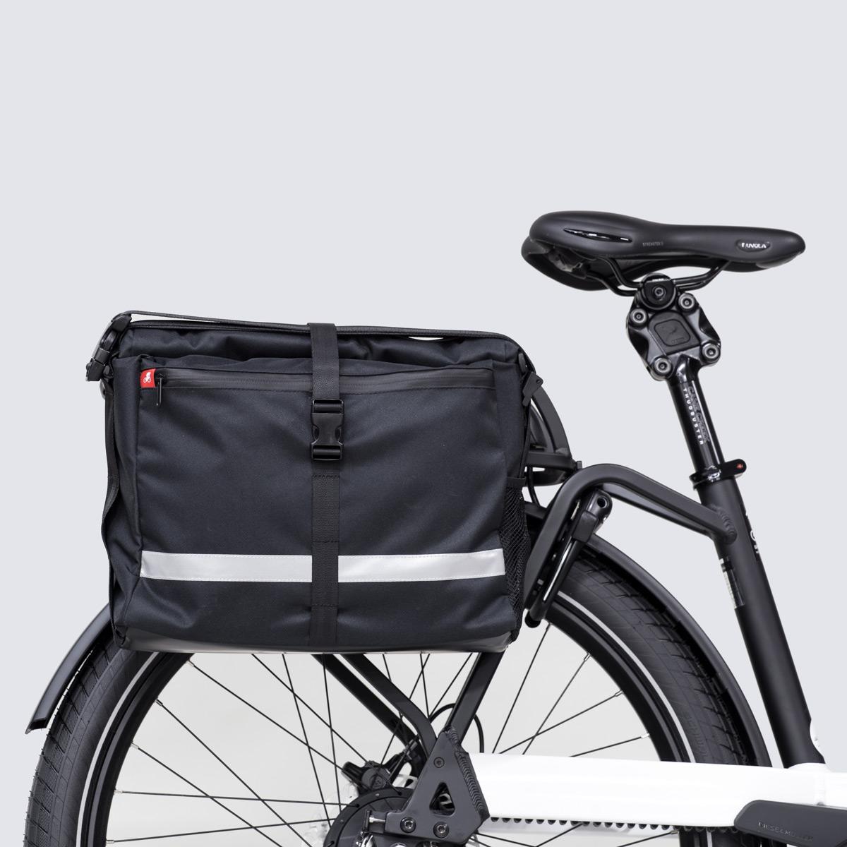 Gepäckträgertasche Ganove