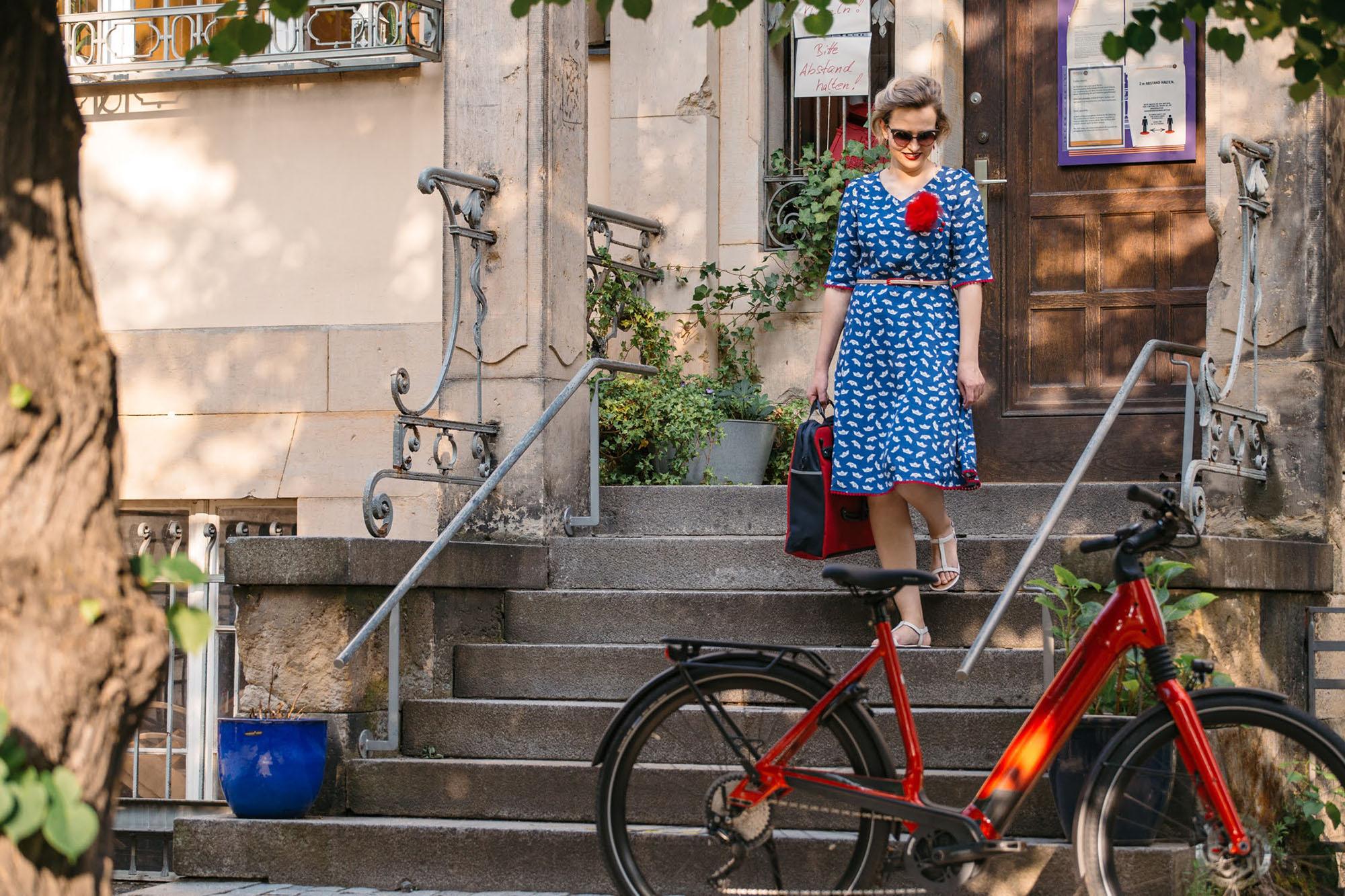 Fahrer-Berlin Stadtrad Zubehör