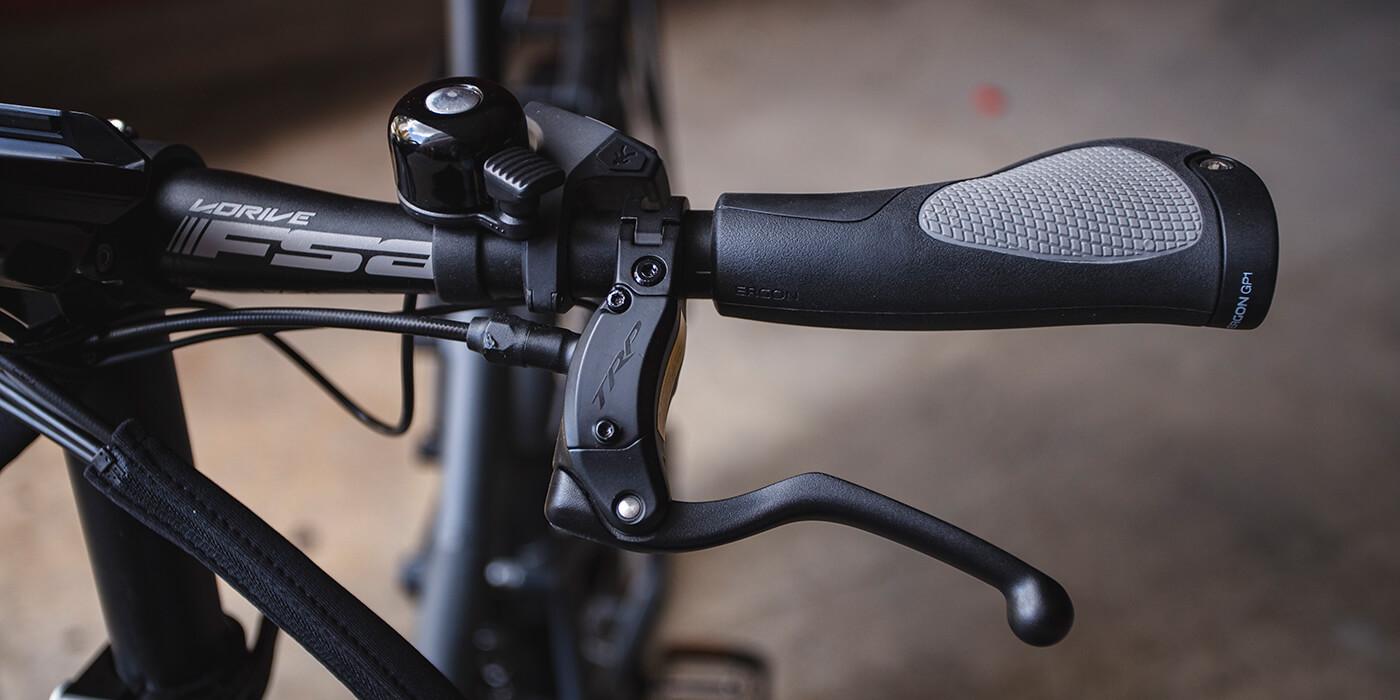 Lenkerschutz Fahrrad