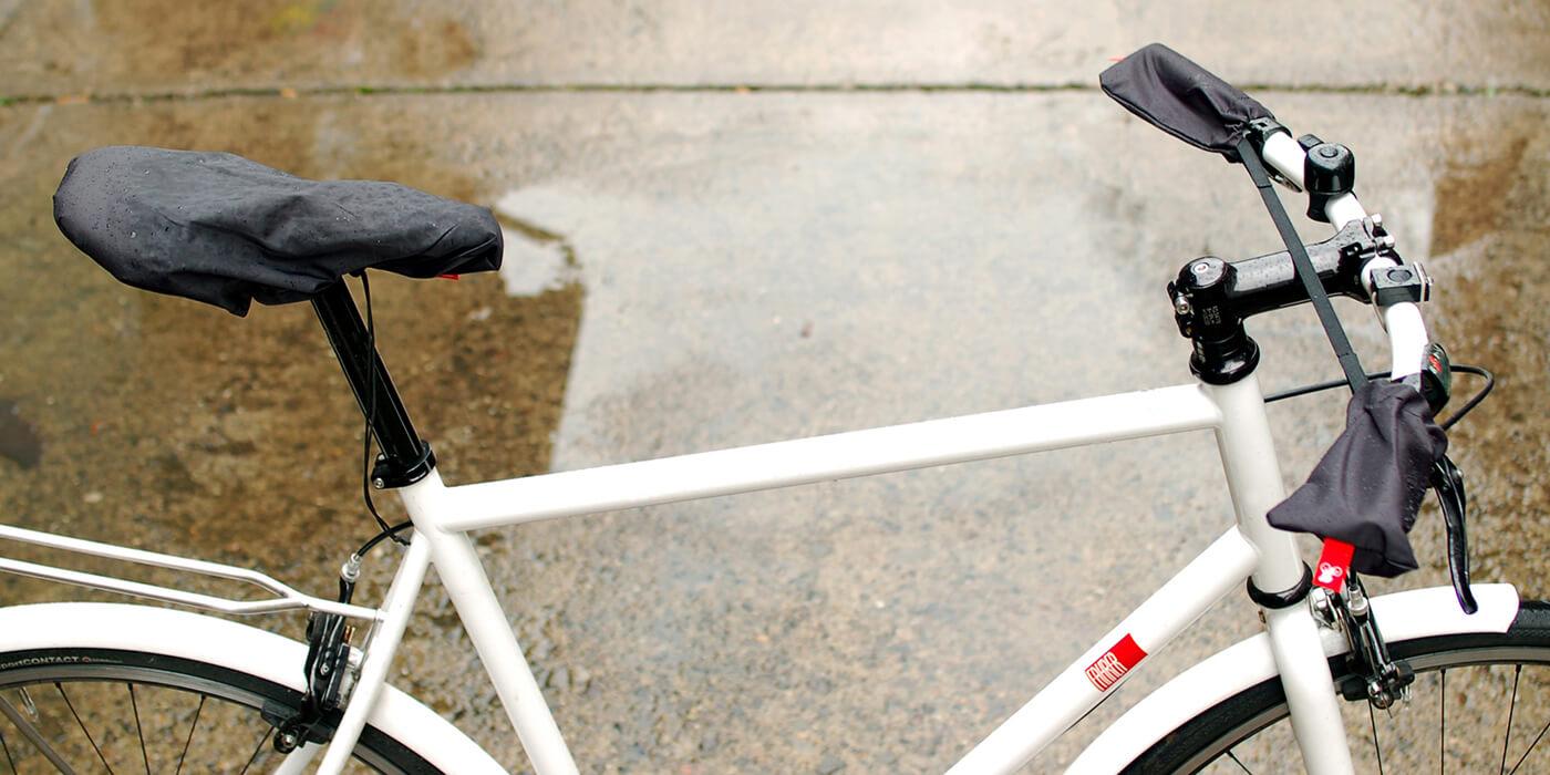 Regenschutz Fahrrad