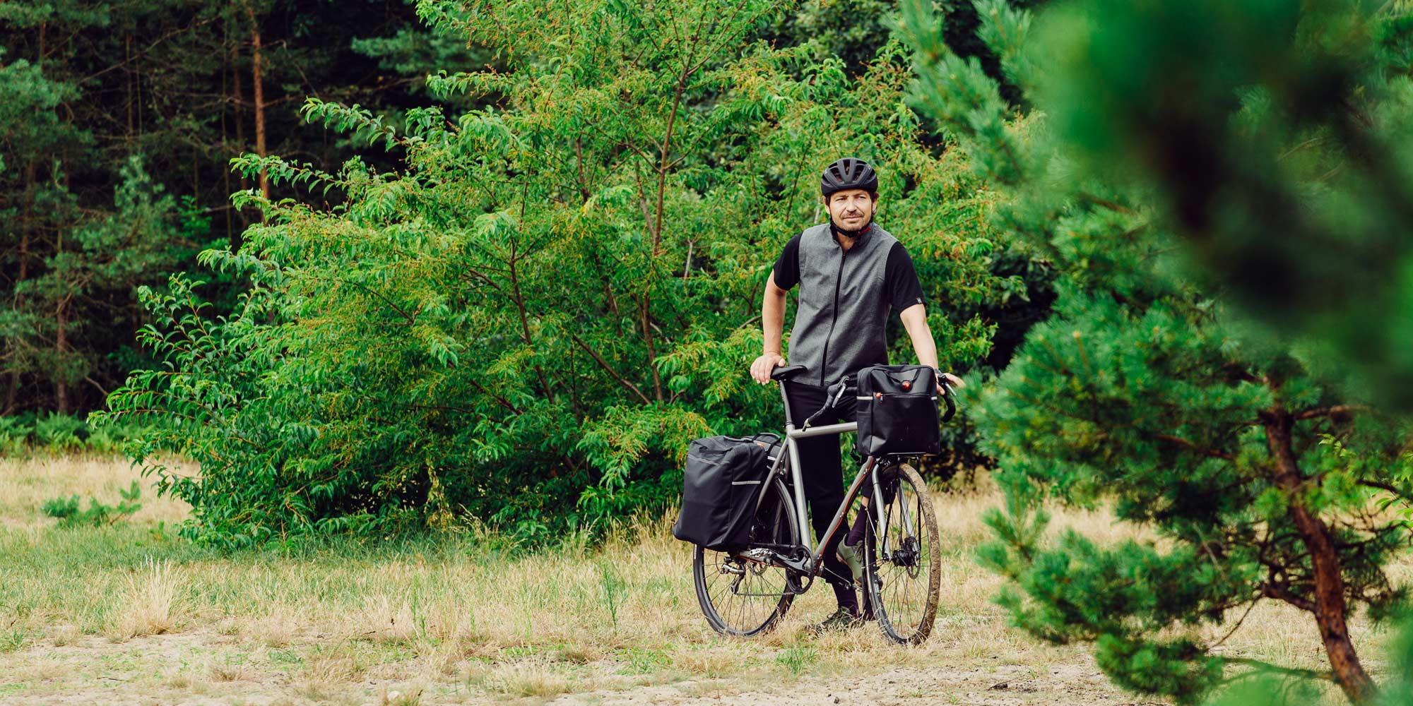 Fahrradtaschen Gravel