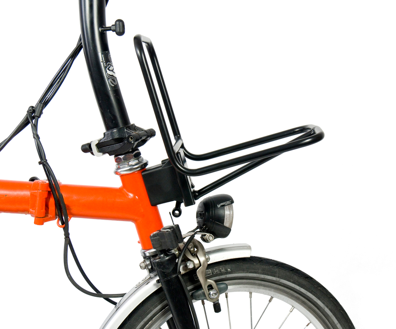FRONT RACK for Brompton – Bild 7