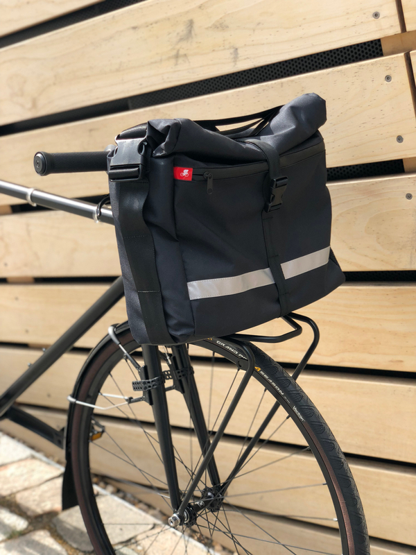 FRONT RACK + GANOVE shoulder bag – Bild 4