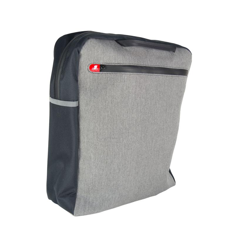KURIER - fix 045 Persenning grau meliert – Bild 2