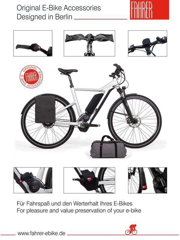 POS - Poster E-Bike-Accessoires