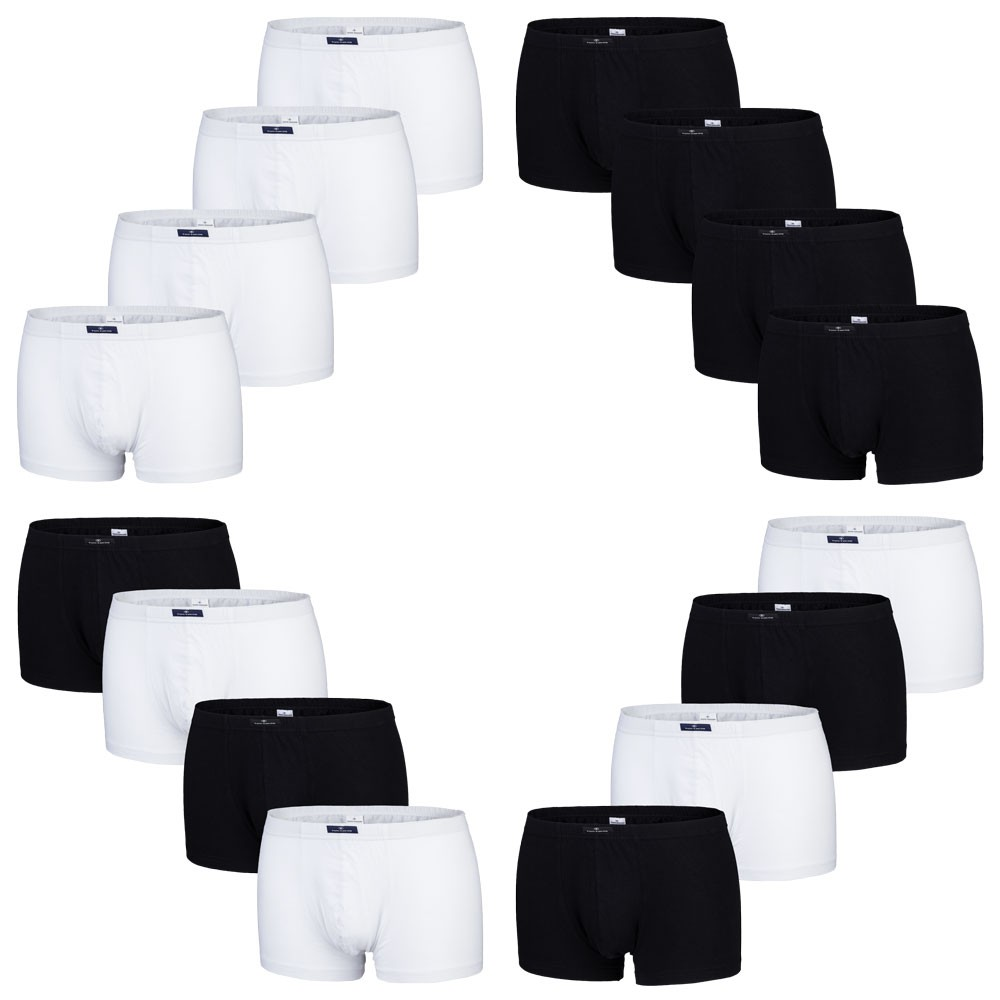 tom tailor boxer brief 4er pack herren boxershorts. Black Bedroom Furniture Sets. Home Design Ideas
