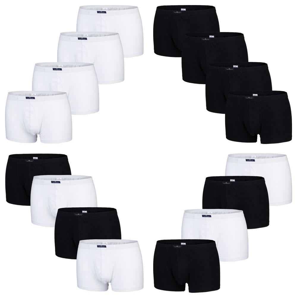 4 x Tom Tailor Herren Boxershorts – Bild 1