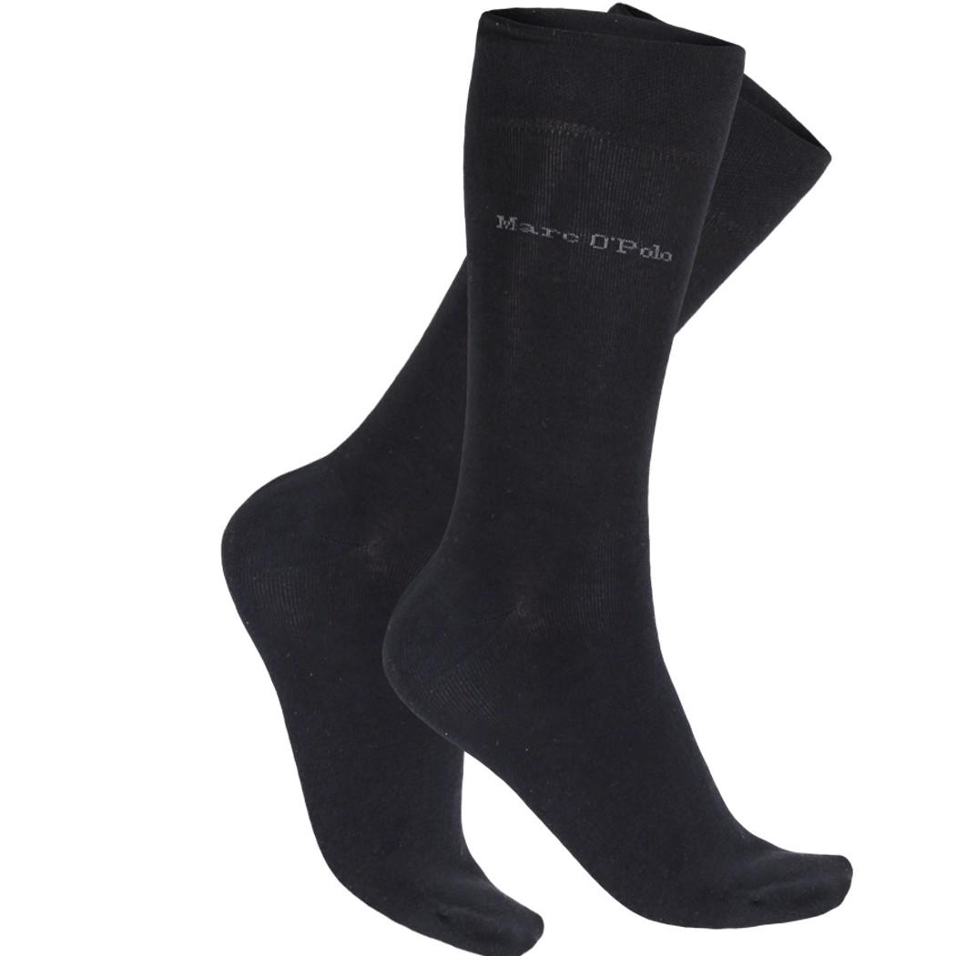6 Paar MARC O´POLO Socken ROMA, Schwarz, Anthrazit, Dunkelblau, Dunkelbraun, Neu – Bild 2