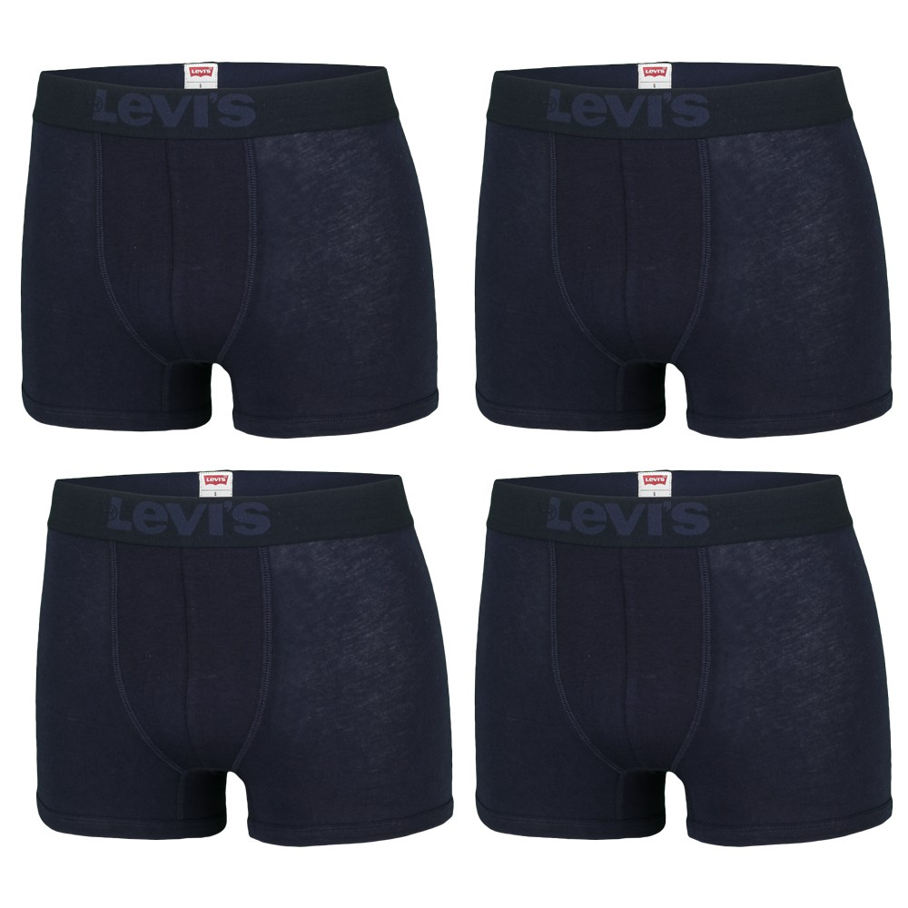LEVI'S 4er Pack Herren Trunks 200SF – Bild 3