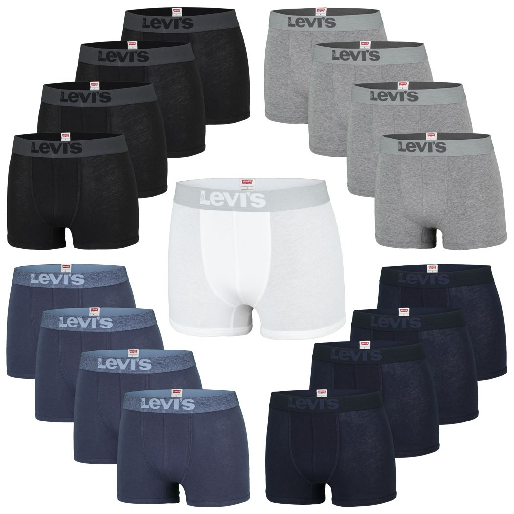 LEVI'S 4er Pack Herren Trunks 200SF – Bild 1