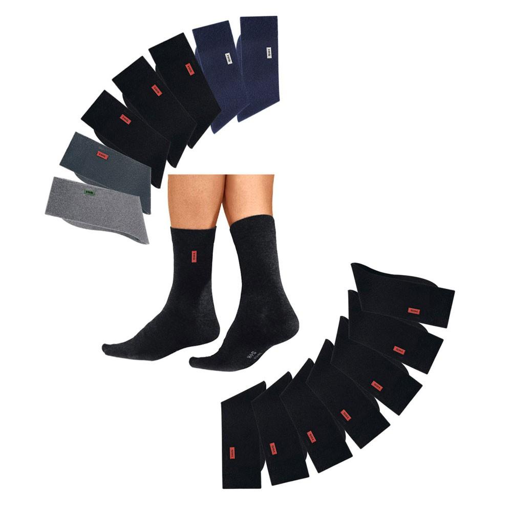 HIS, 7 Paar Herren Socken für Freizeit und Business, H.I.S, Neu – Bild 1