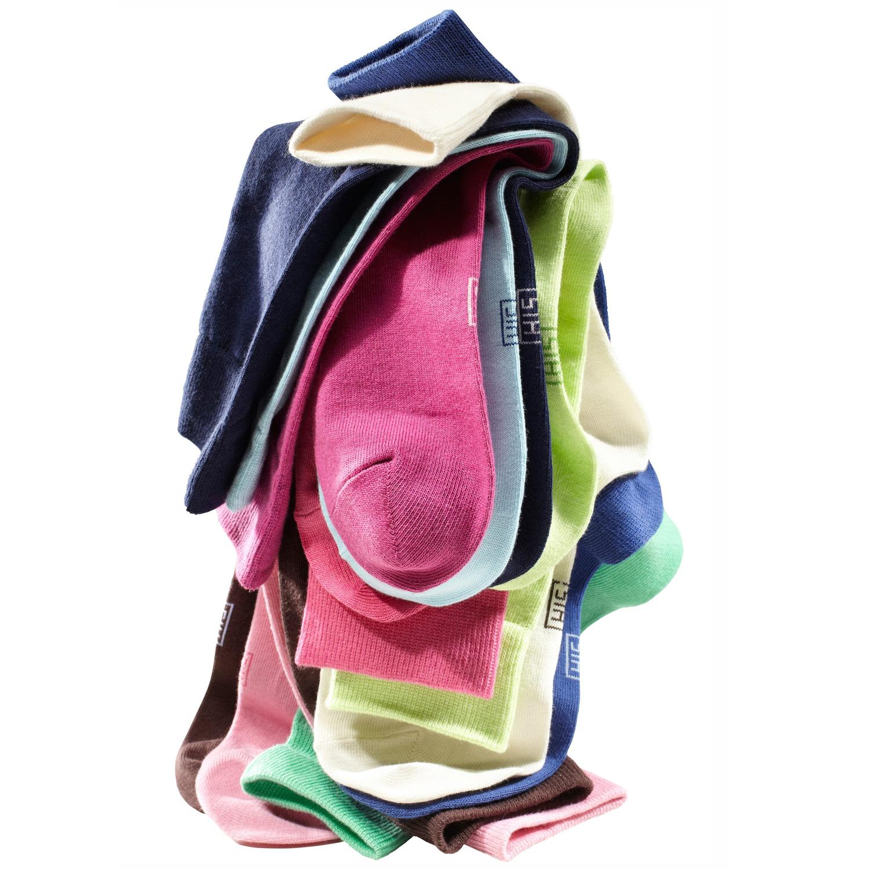 HIS, 10 Paar Unisex Socken, Damen und Herren, Freizeit und Business, H.I.S, Neu – Bild 12