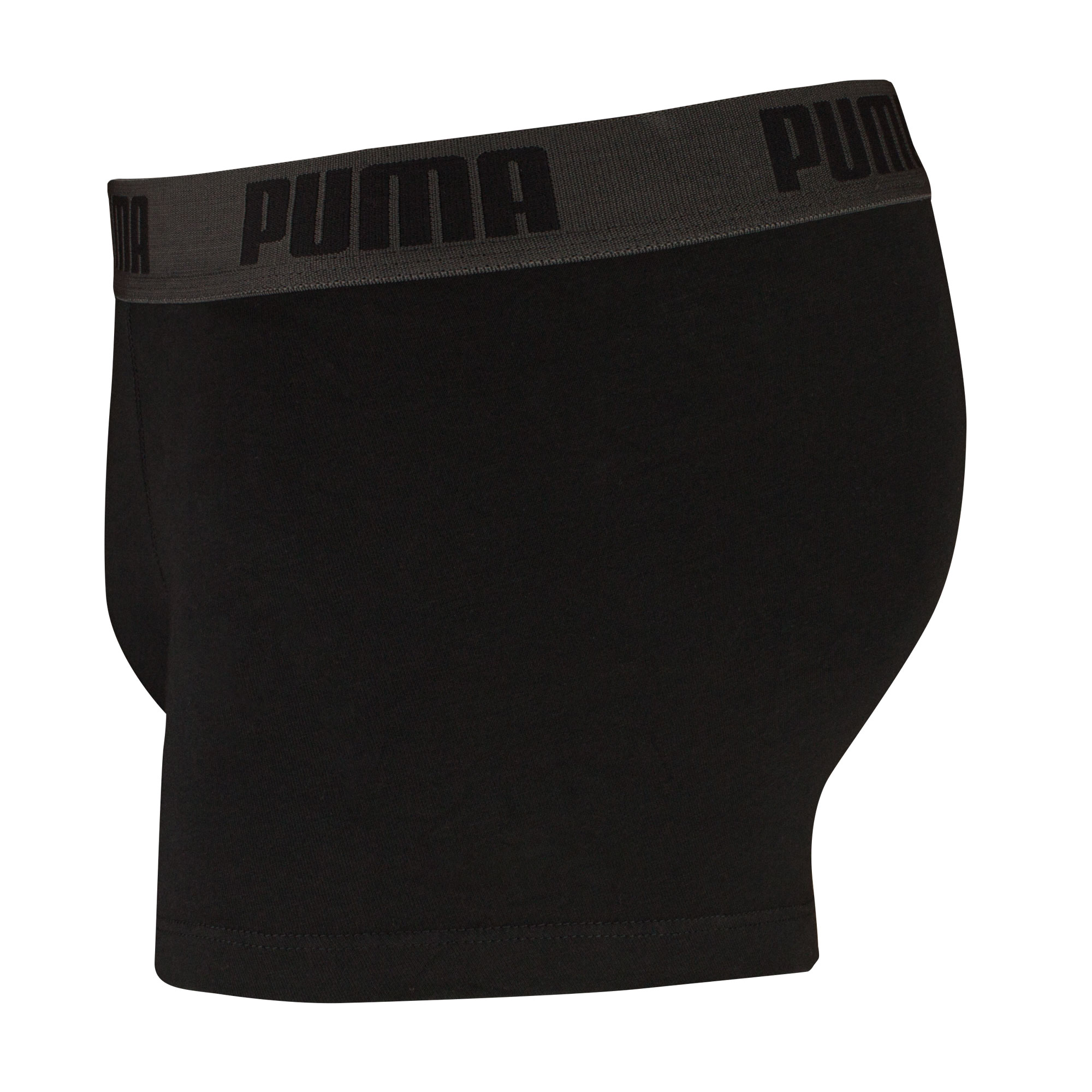 PUMA Herren Boxershorts, 4er Pack Trunks, Basic – Bild 4