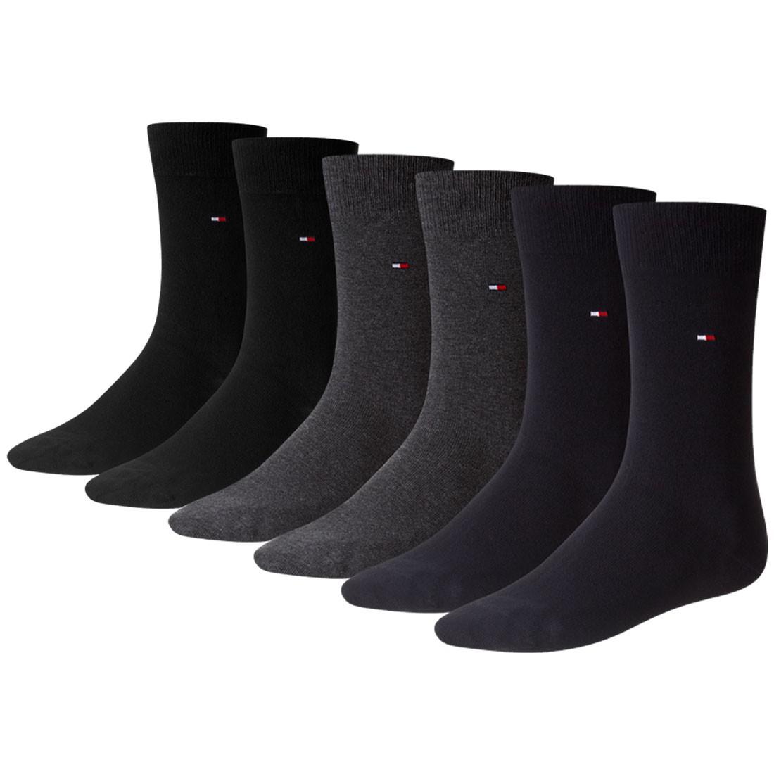 6er Pack TOMMY HILFIGER Socken – Bild 5