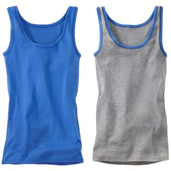 Bench 2er Pack Damen Tanktops – Bild 4