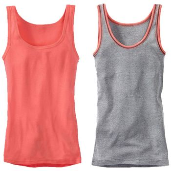 Bench 2er Pack Damen Tanktops – Bild 3