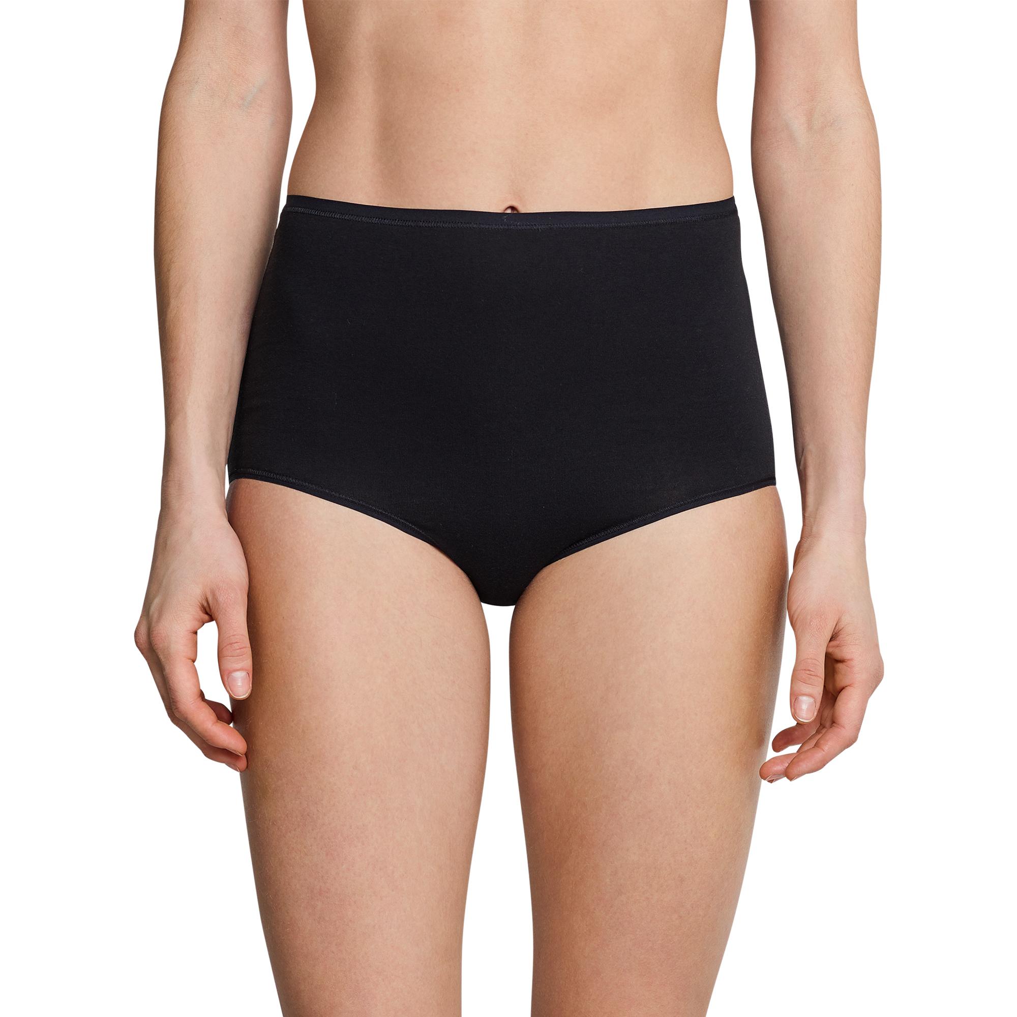 4er Pack Schiesser Damen Slips, Maxi - Slips, Unterhosen, Unterwäsche, Schlüpfer – Bild 3